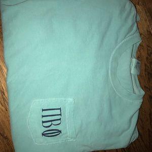 Pi beta phi pocket long sleeve
